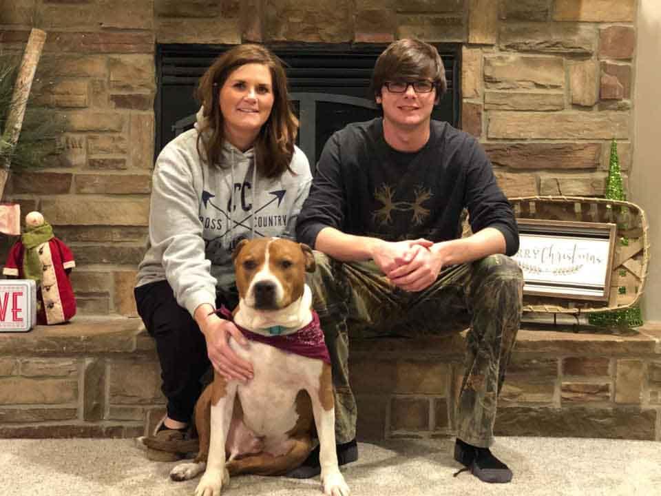 Cassandra Rasmussen zeus pitbull stolen Butte West Virginia