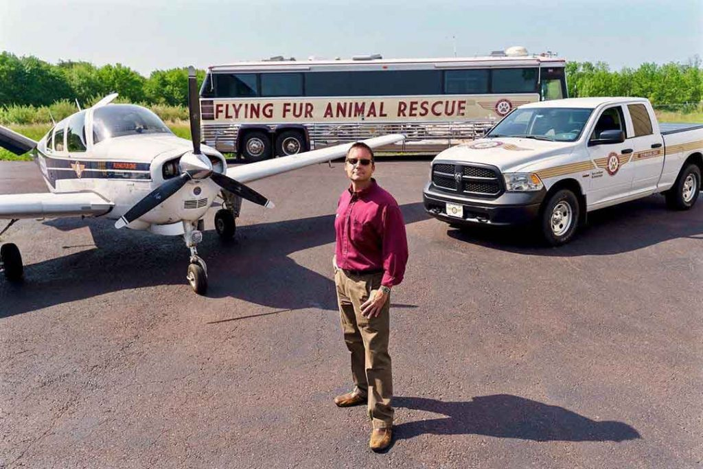Pennsylvania-man-saves-life-dogs-plane-Paul-Steklenski