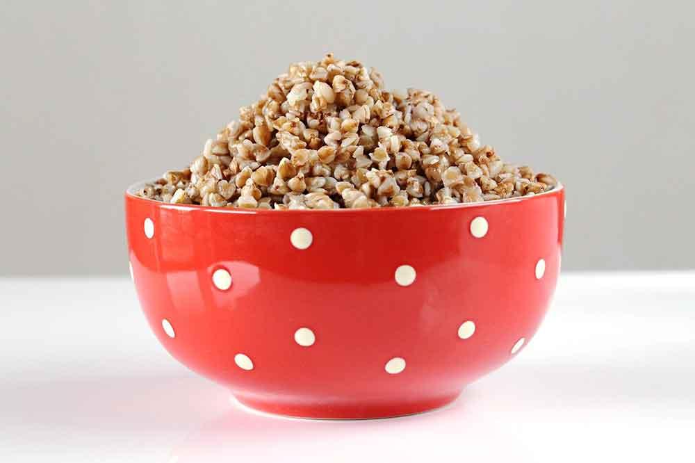 cereals cats Buckwheat