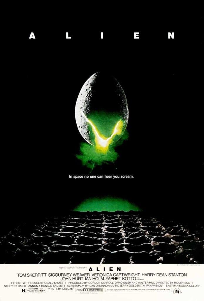 Cat Movies Alien