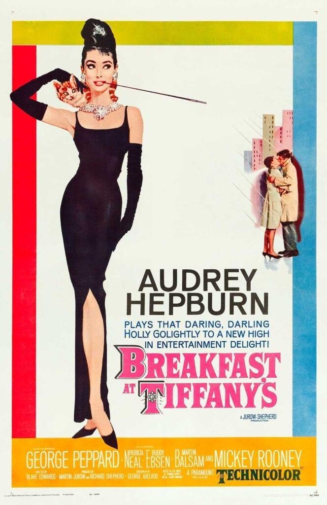 Cat Movies Breakfast at Tiffany's