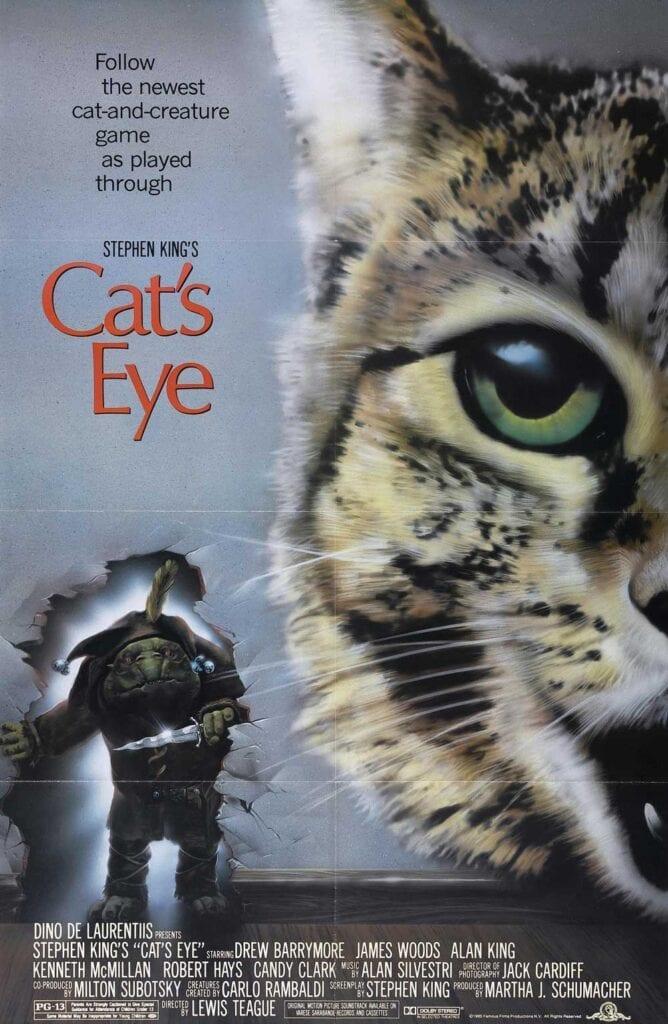 Cat Movies Cat's Eye