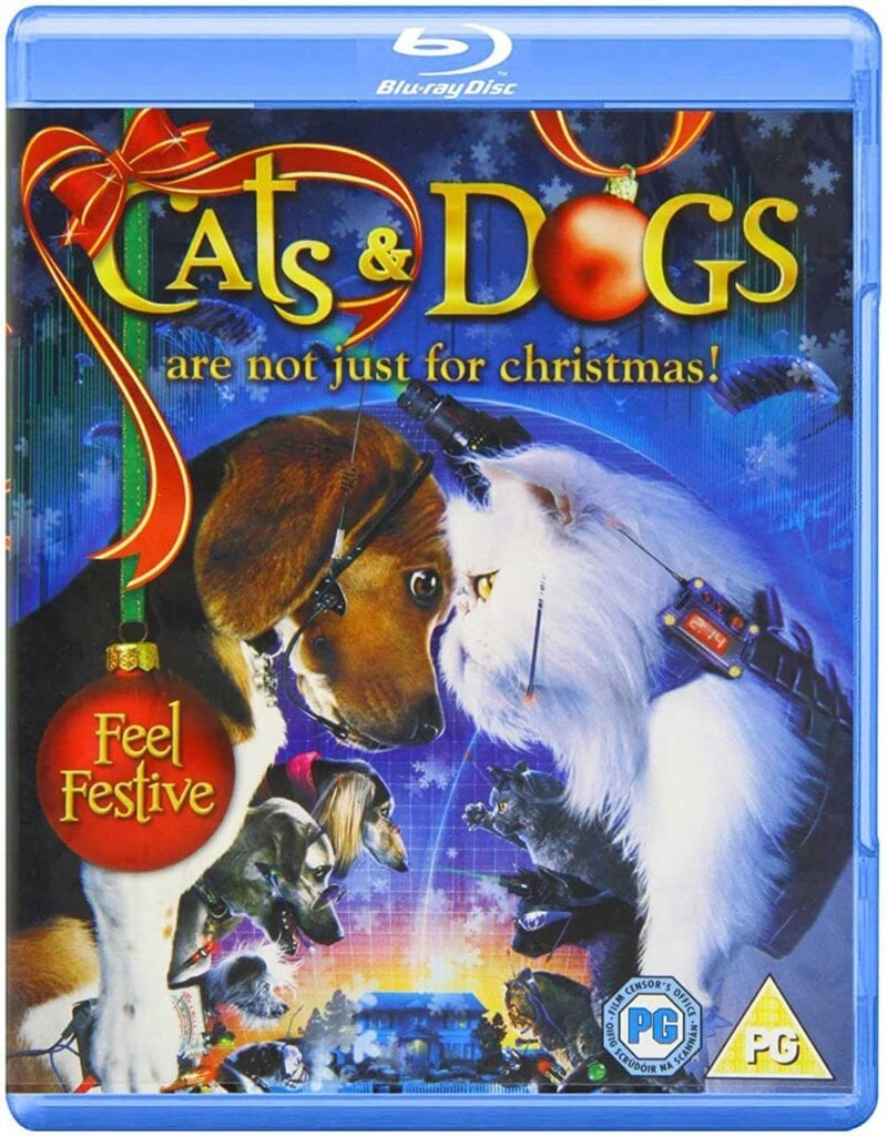 Cat Movies Cats & Dogs