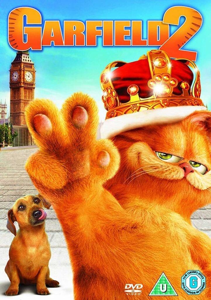 Cat Movies Garfield