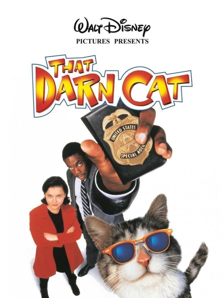 Cat Movies That Darn Cat!