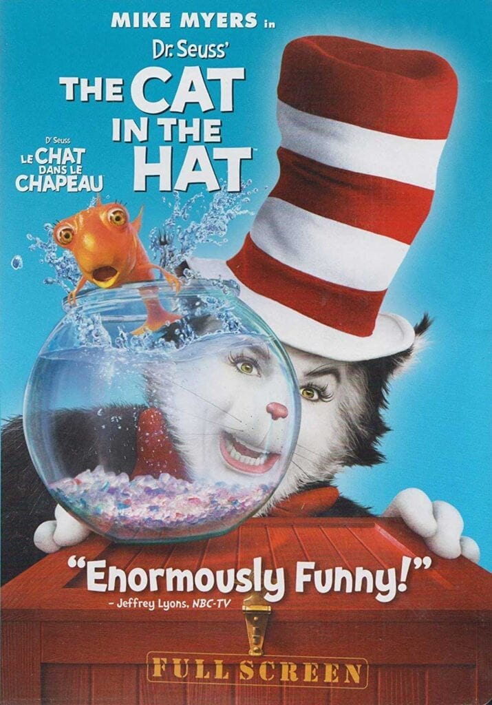 Cat Movies The Cat in the Hat